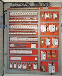 Ел. табло за управление процеса на производство на тютюн